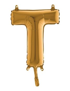 Folieballon Mini  l 36cm  Letter T