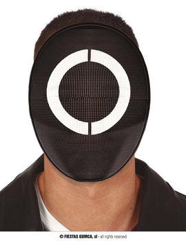 Squid Game Masker  |  Rondje | Netflix  Serie