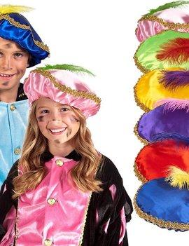 Pietenmuts Kinderen   Baret Piet Kids