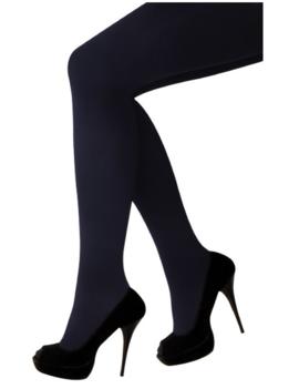 Maillot Zwart Volwassenen | Legging