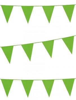Vlaggenlijn Standaard | Groen | 10meter