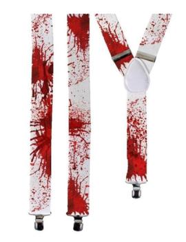 Bretellen met bloed   One Size