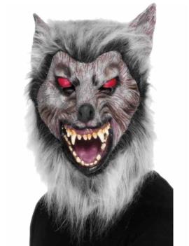 Masker Weerwolf | Halloween