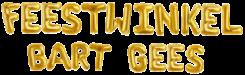 Online Feestwinkel Bart Gees | Verkleedkostuums | Feestversieringen