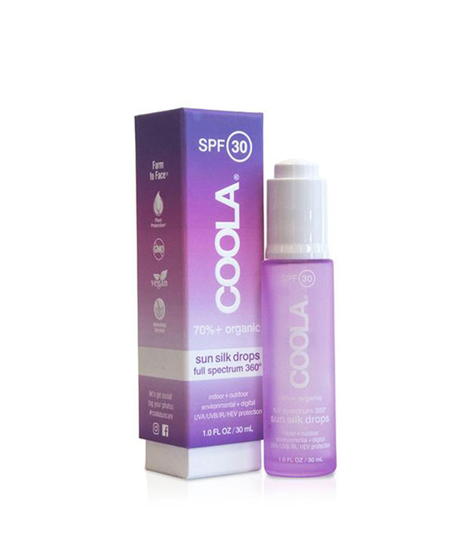 Coola Sun Silk Drops LSF30 – Full Spectrum 360°