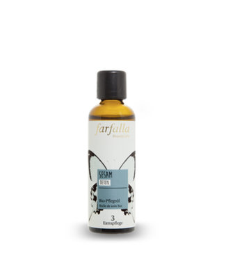 Farfalla Sesam Bio-Pflegeöl