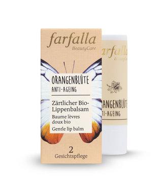 Farfalla Orangenblüte Anti-Ageing Bio-Lippenbalsam