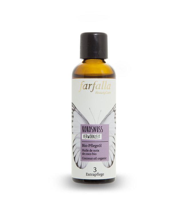 Farfalla Kokosnuss Bio-Pflegeöl