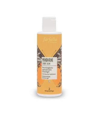 Farfalla Mandarine Feuchtigkeitsspendendes Duschgel