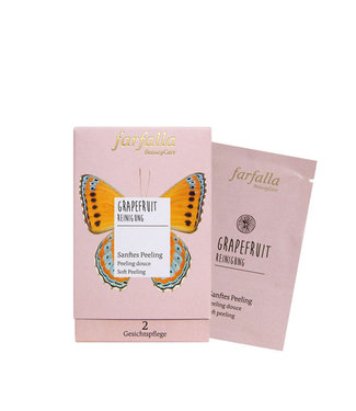 Farfalla Grapefruit Sanftes Peeling