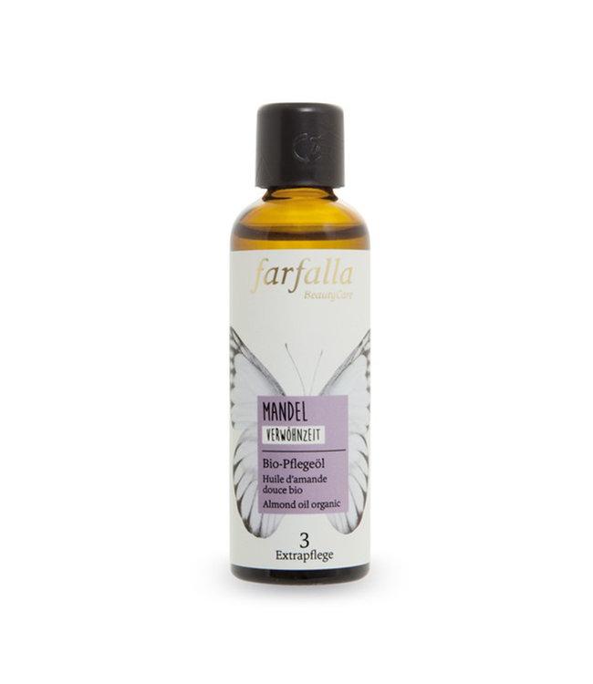 Farfalla Mandel Bio-Pflegeöl