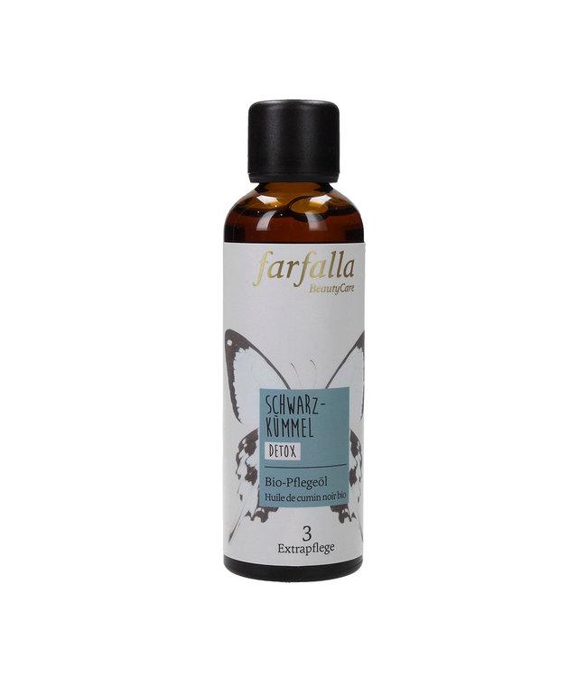 Farfalla Schwarzkümmel Bio-Pflegeöl