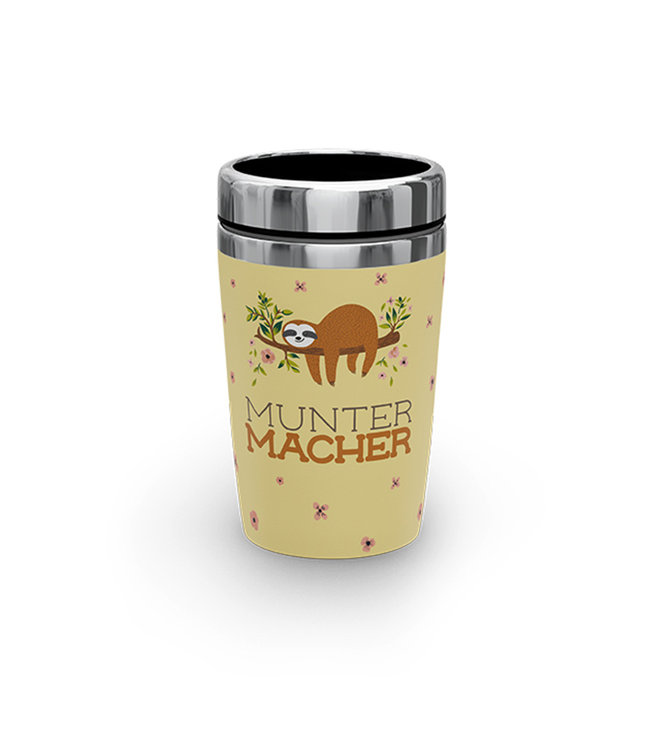 La Vida Thermobecher To Go – Munter Macher