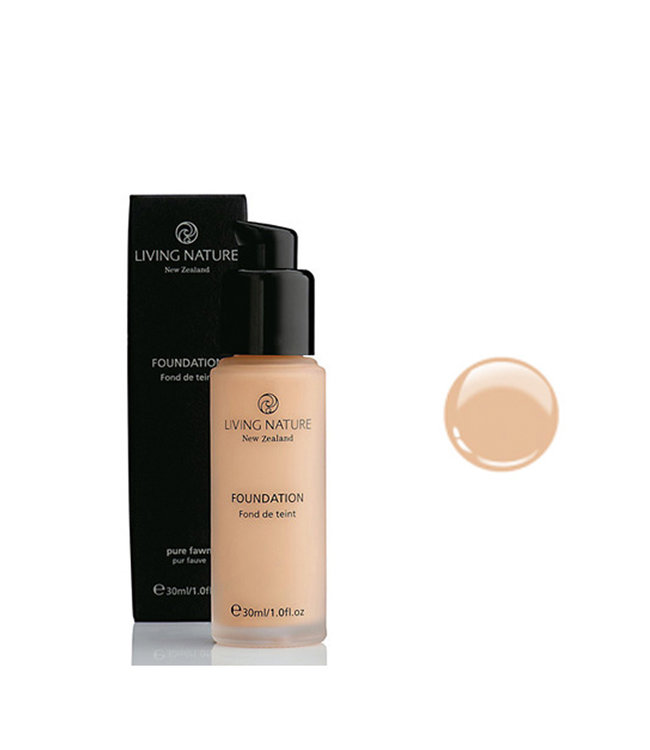 Living Nature Foundation – Pure Beige