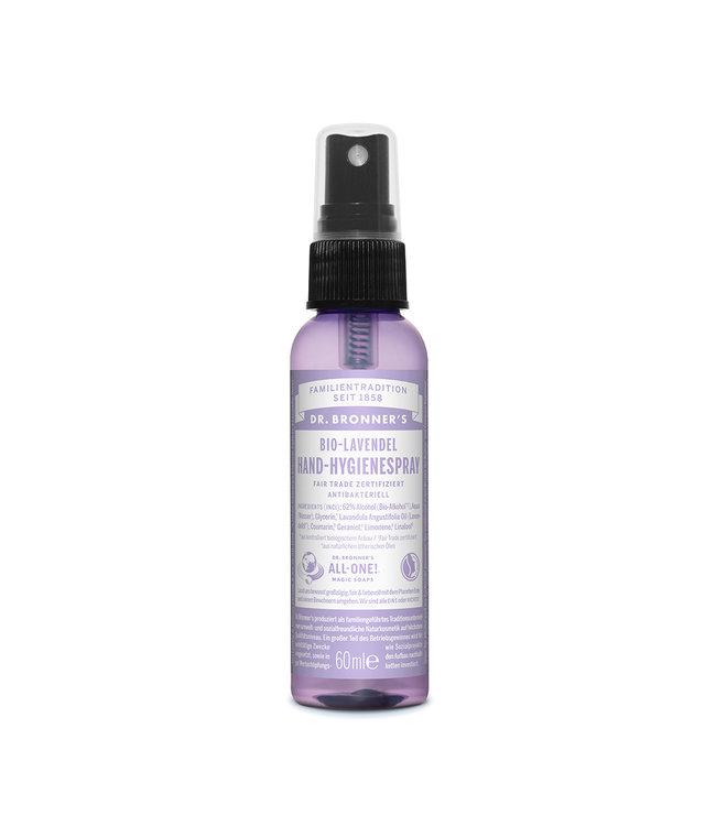 Dr. Bronner's Hand-Hygienespray – Lavendel