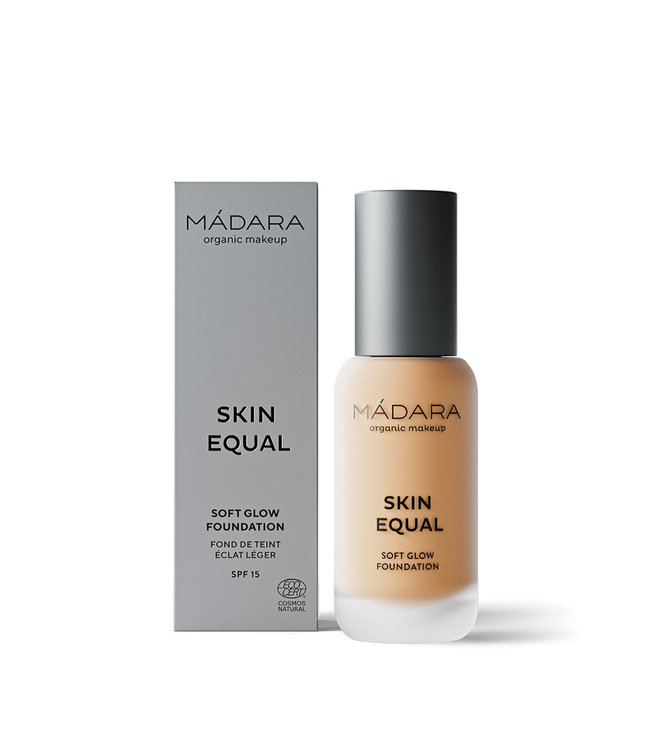Madara Skin Equal Foundation SPF 15 –  Sand