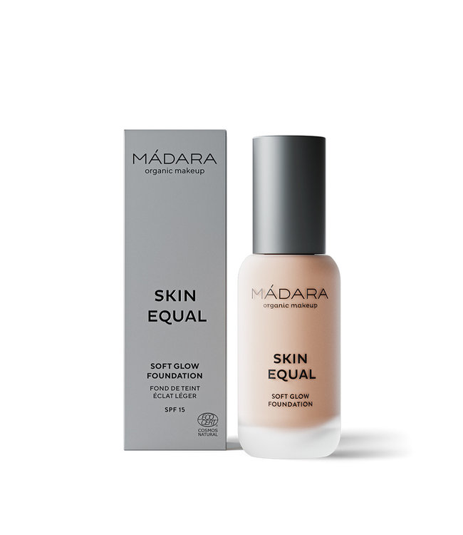 Madara Skin Equal Foundation SPF 15 – Rose Ivory
