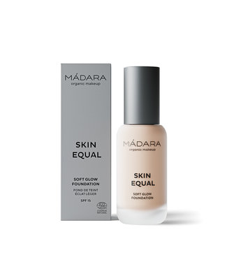 Madara Skin Equal Foundation SPF 15 – Porcelain