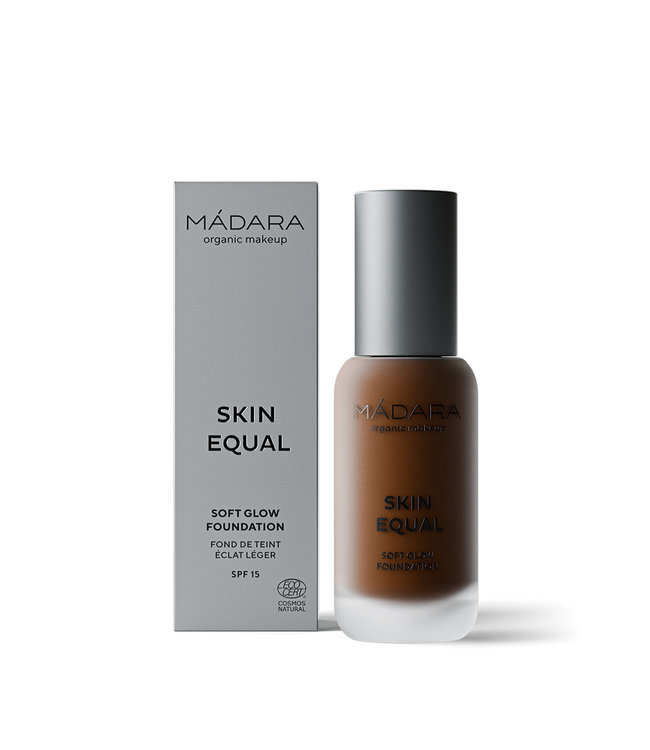 Madara Skin Equal Foundation SPF 15 – Mocha