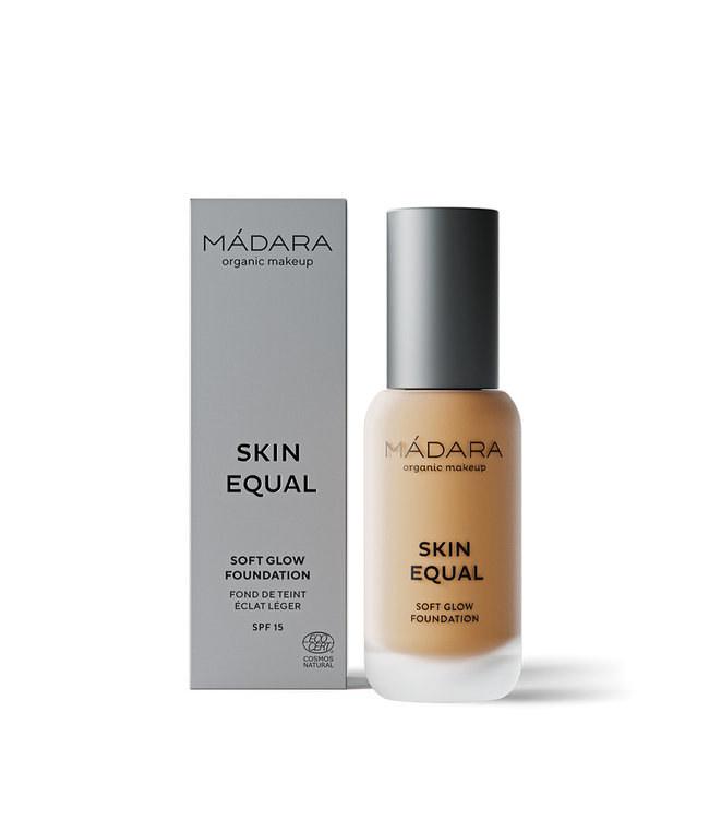 Madara Skin Equal Foundation SPF 15 – Golden Sand