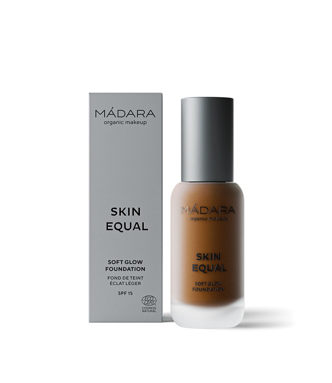 Madara Skin Equal Foundation SPF 15 – Chestnut