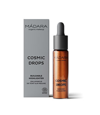 Madara Cosmic Drops – Burning Meteorite