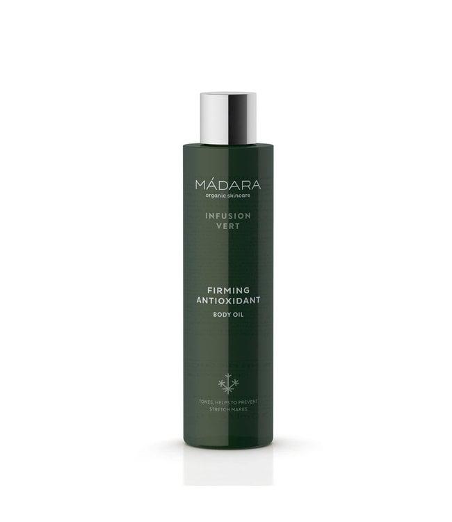 Madara Infusion Vert – Straffendes Antioxidantien Körperöl