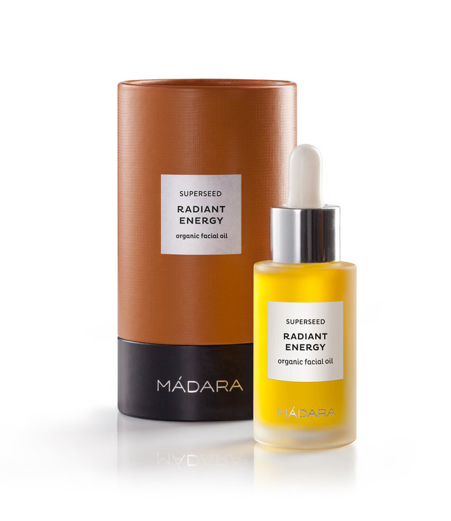 Madara Superseed – Radiant Energy Facial Oil