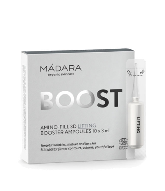 Madara BOOST – Amino-Fill 3D Lifting Booster Ampoules
