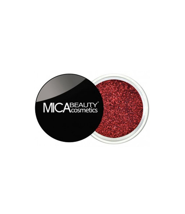 Mica Beauty Shimmerpowder Red