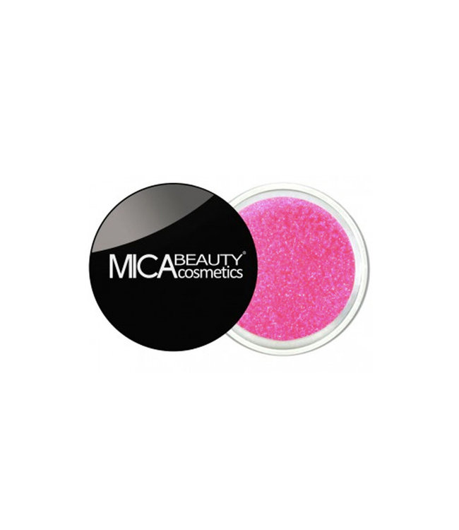 Mica Beauty Shimmerpowder Hot Pink