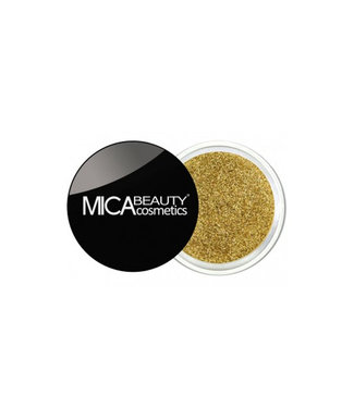 Mica Beauty Shimmerpowder Gold