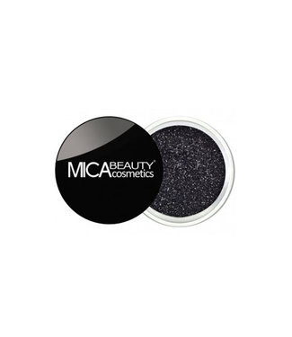 Mica Beauty Shimmerpowder Black