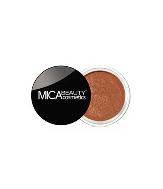 Mica Beauty Reiner Mineralpigment Lidschatten Sienna