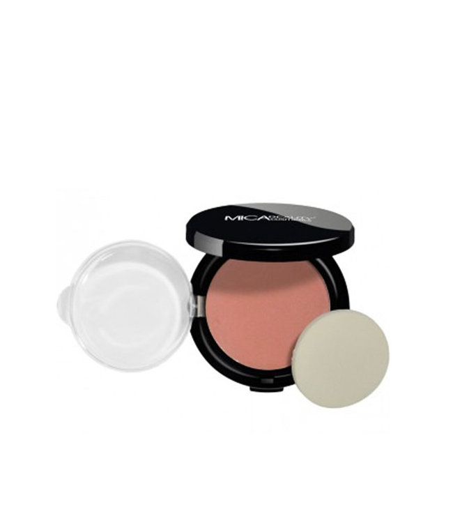 Mica Beauty Mineral Powder Blush Wild Rose