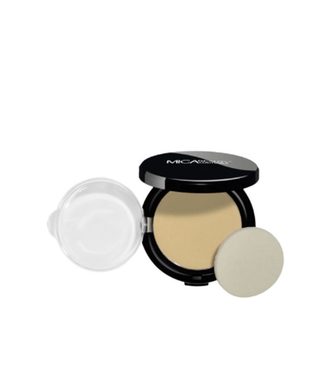 Mica Beauty Foundation Pressed Powder Porcelain