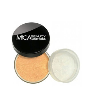 Mica Beauty Foundation Powder Toffee