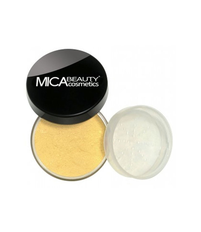 Mica Beauty Foundation Powder Honey