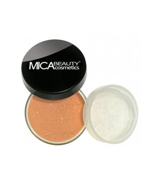 Mica Beauty Foundation Powder Downtown Brown