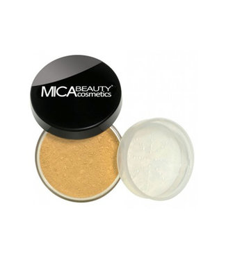 Mica Beauty Foundation Powder Cream Caramel