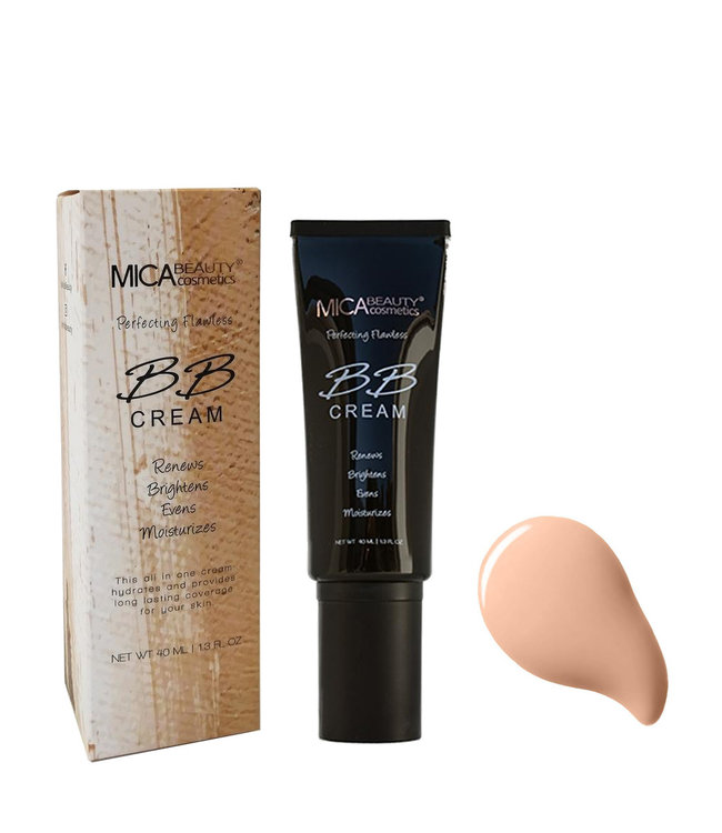 Mica Beauty BB-Cream Toffee