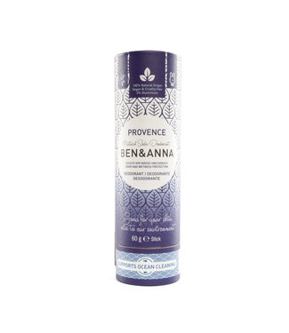 Ben & Anna Provence Deodorant Stick Papertube