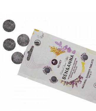 Ben & Anna Natürliche Dusch-Tabletten Velvet