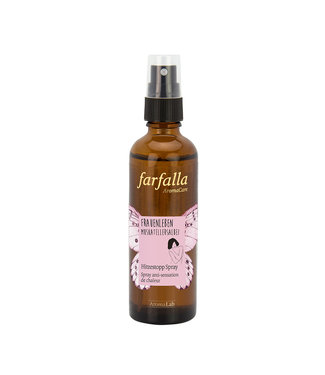 Farfalla Frauenleben – Muskatellersalbei Hitzestopp Spray