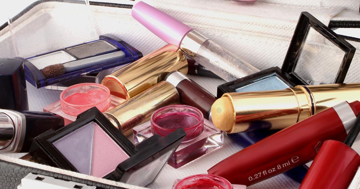 Haltbarkeit von Kosmetika