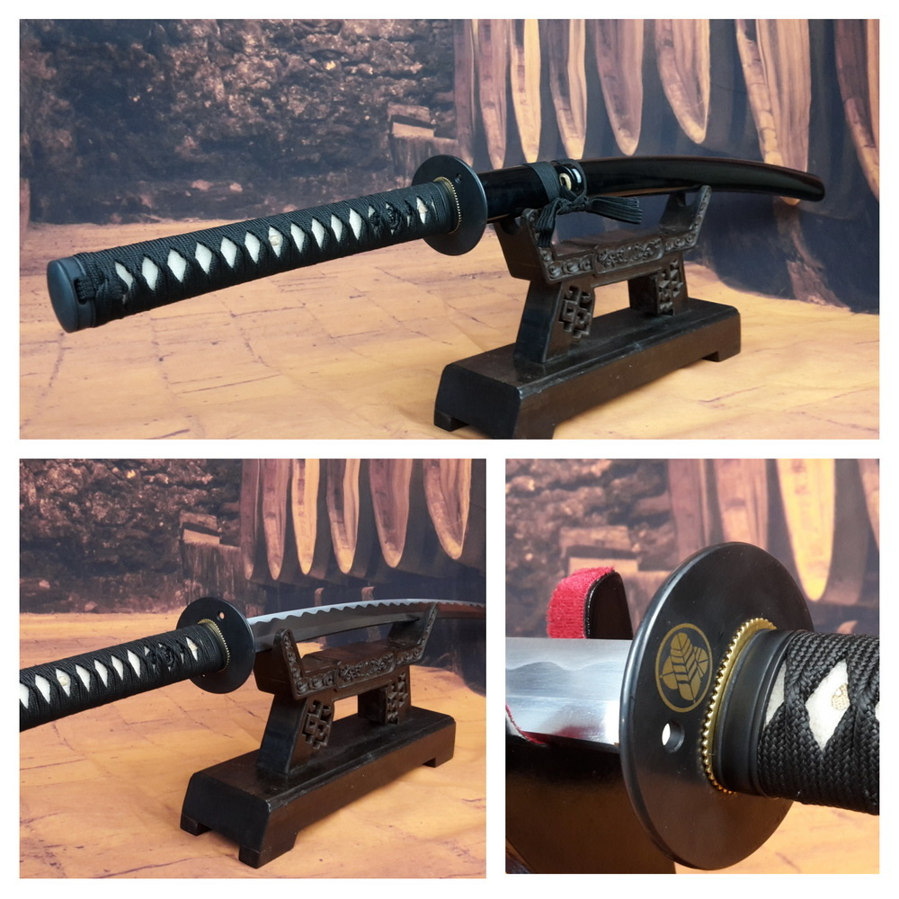 R samurai zwaard