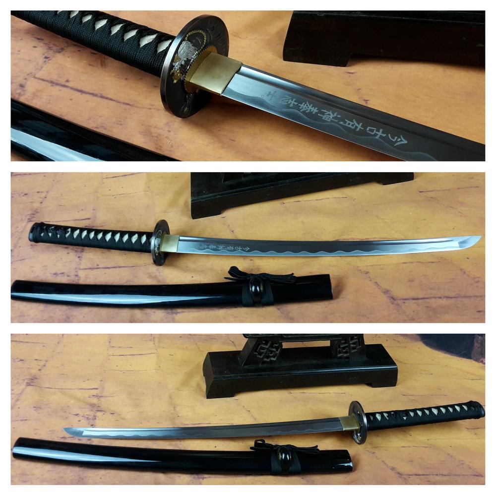 Wakizashi Man samurai zwaard