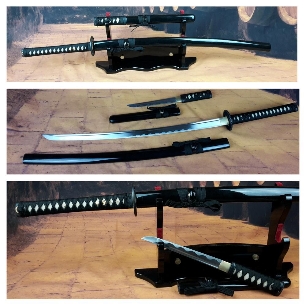Japanse zwaarden set
