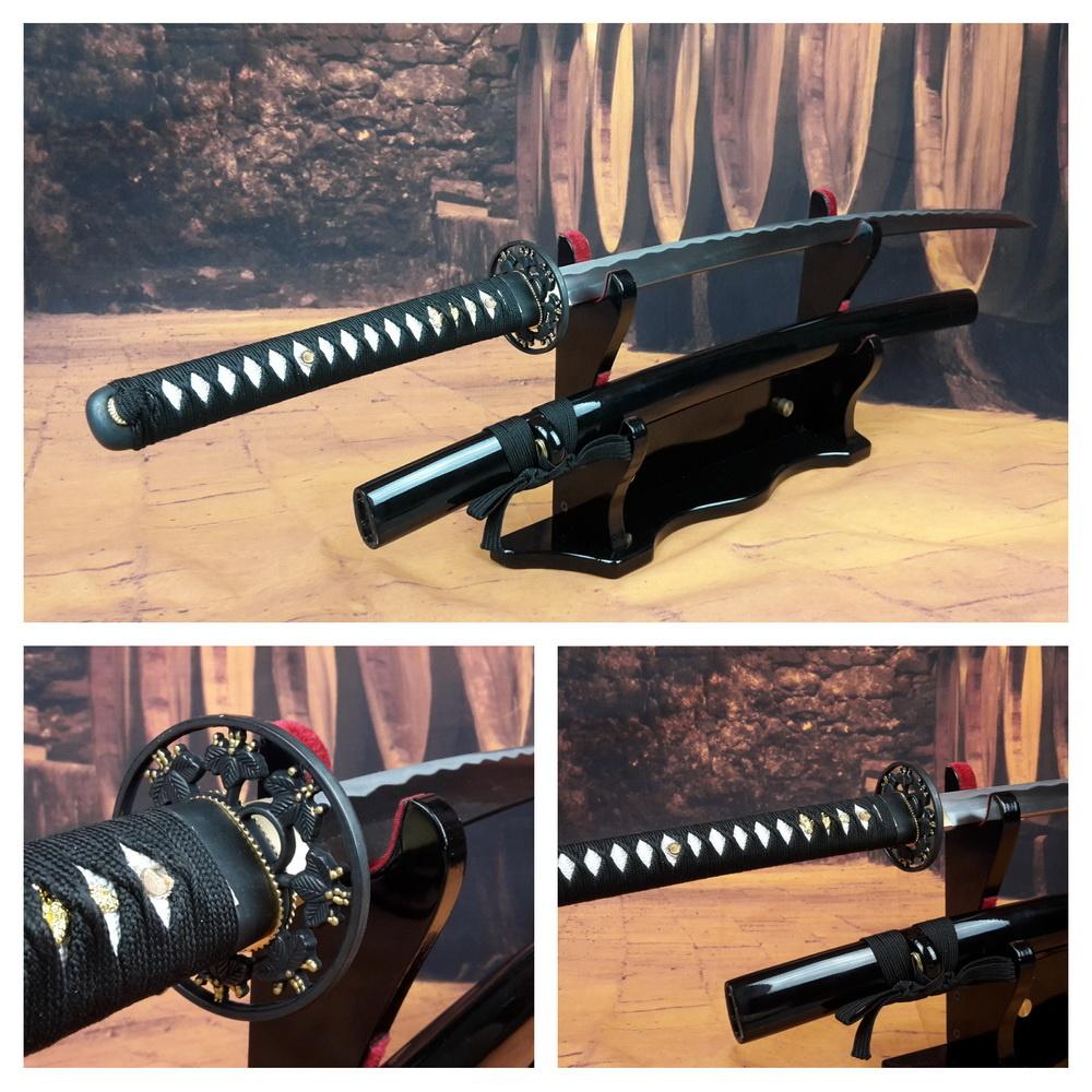 Leaf katana samurai zwaard