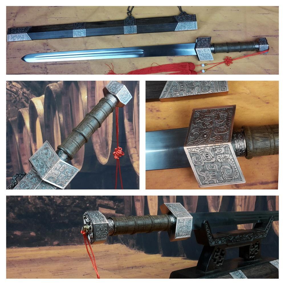 Chinees zwaard